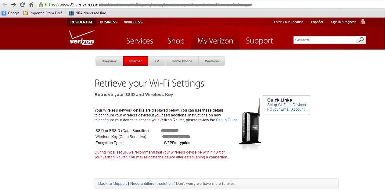 Verizon Wireless Security: Access Made Easy